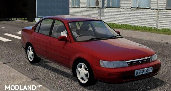 Toyota Corolla XE100 1995 [1.5.9]